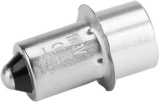 Garsent Bombilla de Repuesto LED para linternas, lámpara de Bolsillo de Ahorro de energía P13.5S 1W.(3V)