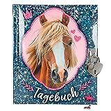 Unbekannt Horses Dreams 8935.001 Tagebuch, blau -