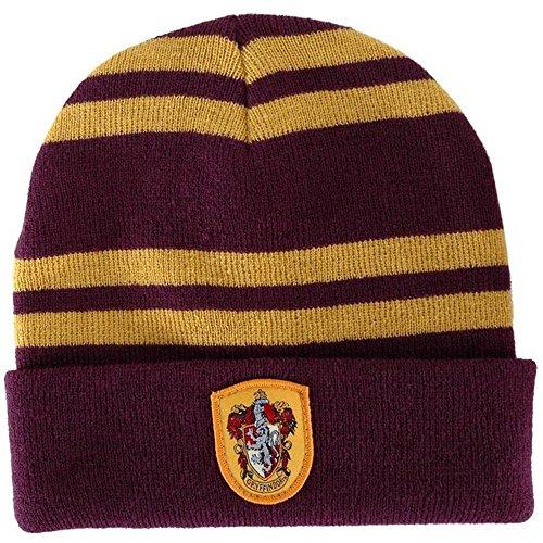 Harry Potter Mütze Beanie Haus Gryffindor