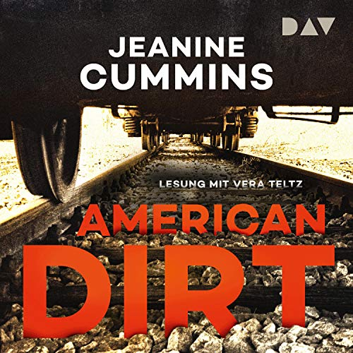 American Dirt (German edition) cover art