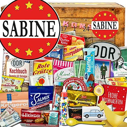 Sabine + Adventkalender Ossi + Weihnachtskalender 2019 + DDR Adventskalender