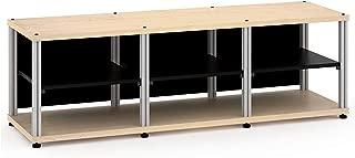 Salamander Synergy Triple 20 - Core Module (Maple/Aluminum) Triple AV Cabinet