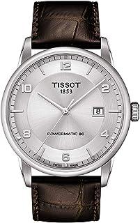 Men's Luxury Swiss Automatic Stainless Steel Dress Watch T0864071603700
