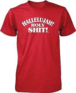 Hoodteez Hallelujah!, Holy Shit! Men's T-Shirt