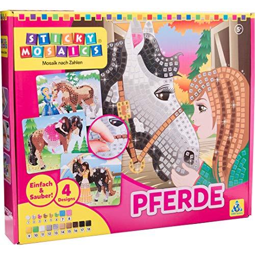 Orb Factory 69100 Factory 620886 - Sticky Mosaics I Love Horses