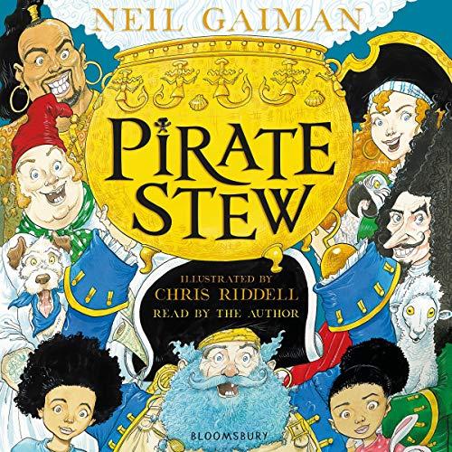 Pirate Stew cover art