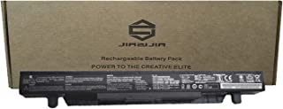 JIAZIJIA A41N1424 Laptop Battery Replacement for Asus Rog GL552 GL552V GL552VW DH74 GL552VX GL552VXM GL552J GL552JX ZX50 ZX50J ZX50JX ZX50V ZX50VW FX-PRO FX-Plus Series 14.4V 48Wh 3150mAh 4-Cell