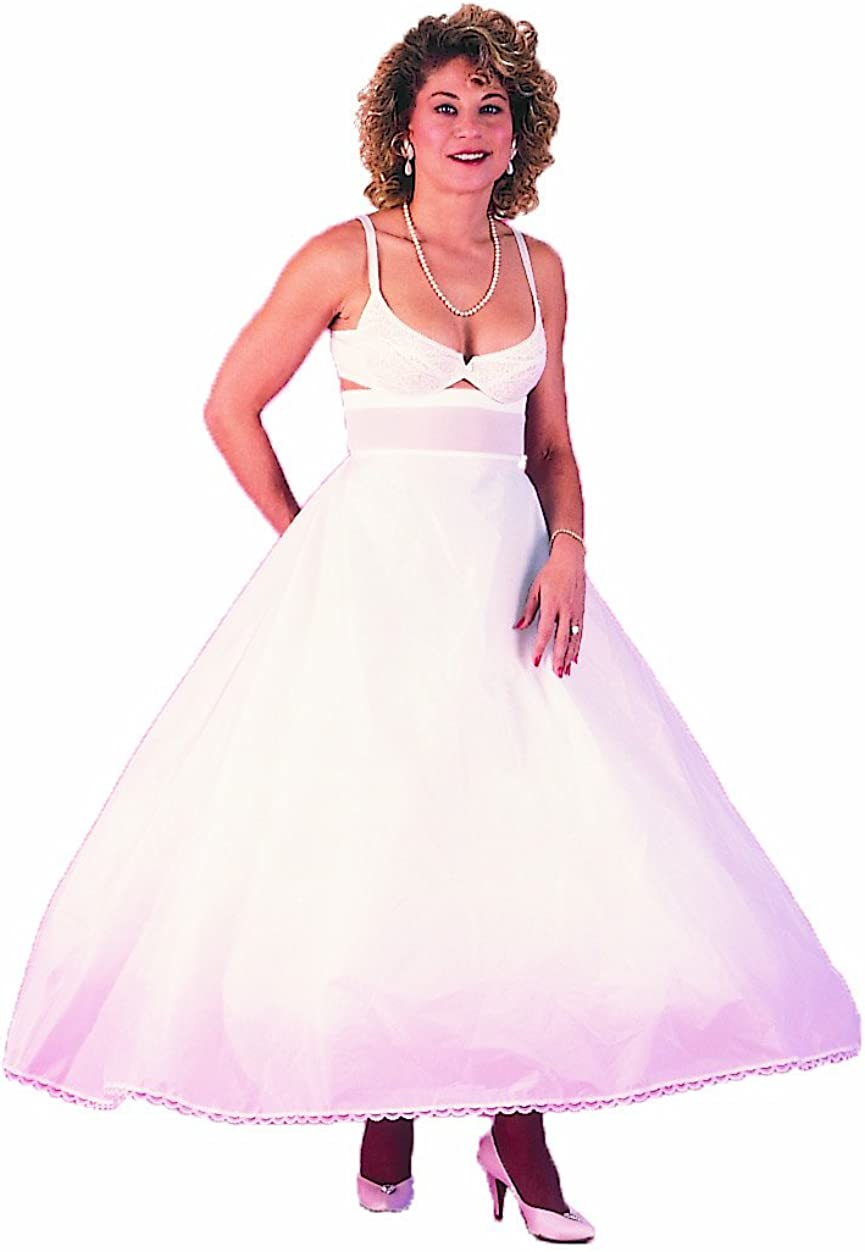 Max 50% OFF A-line Full Wedding Gown Dress Slip safety Petticoat Spandex with Skirt