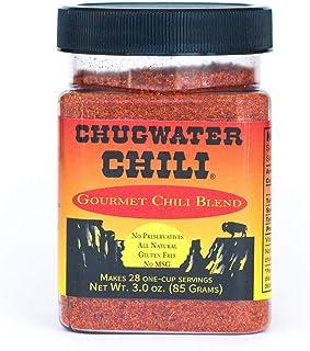 Sponsored Ad - Chugwater Chili   Gourmet Chili Seasoning Mix & Taco Seasoning   3oz Tub   Wyoming State Championship Chili...