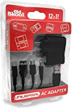 12-in-1 Universal Power Adapter for New 3DS/ New 3DS XL/ 3DS/3DS XL 2DS/2DS XL/DSi/ DS Lite/ DS/ PSP/ GBA/ USB