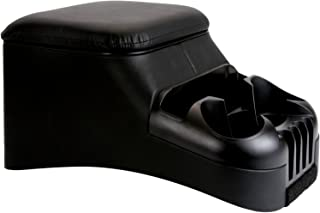 TSI Products 30011 Clutter Catcher Black Bench Seat Console