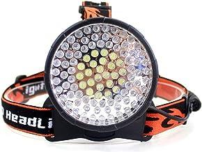 XINGTAO Hoofd Zaklamp 100 LED USB Oplaadbare UV Koplamp Wit/UV Licht Koplamp UV Hoofd Torch Paars Licht Hoofd Lamp Gebruik...