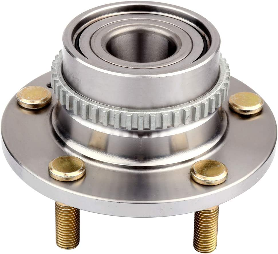QINCHYE 512267 Wheel Hub and Bearing Lugs Rear Assembly Topics on TV Direct store 5 ABS W