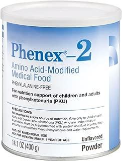 Phenex 2 Nutritional Supplement ( SUPPLEMENT, PHENEX 2, 14.1OZ CAN, F / PKU ) 6 Each / Case