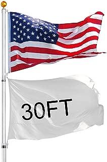 40 ft flag pole