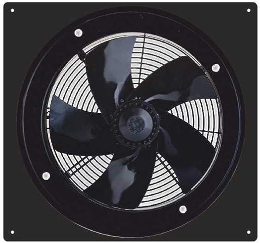350mm Ventilador Industrial Ventilaci/ón Extractor Ventiladores industriales Axial axiales extractores aspiracion mura pared