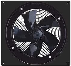 250mm Ventilador Industrial Ventilación Extractor Ventiladores industriales Axial axiales extractores aspiracion mura pared