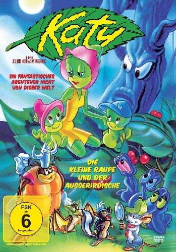 Katy - Die kleine Raupe und der Außerirdische [Alemania] [DVD]