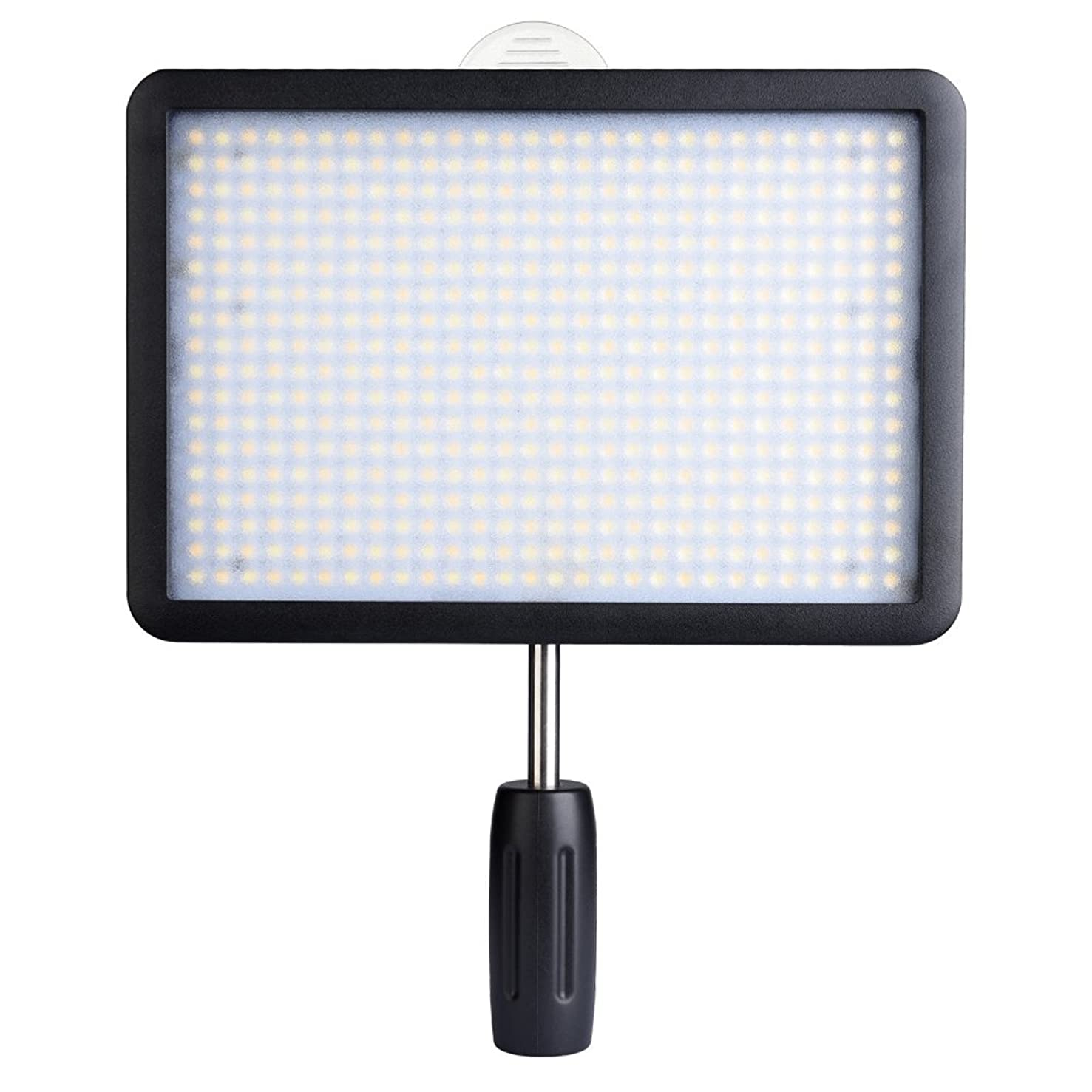 Godox LED500LY Yellow Version 3300K LED Video Light with Handle and RC-A5 Remote Control