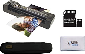 Vupoint ST470 Magic Wand Portable Scanner with Auto-Feed Docking Station, Bundle