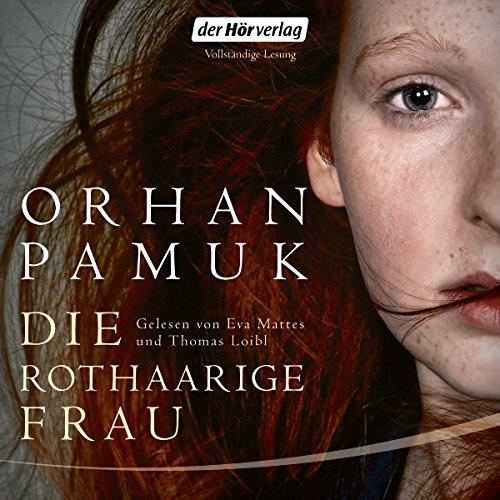 Die rothaarige Frau audiobook cover art