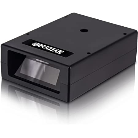 Symcode Embedded Mini USB Fixed Mount Barcode Scanner Scan Engine, Laser Barcode Reader Module Scanner Portable Bar Code Scanner