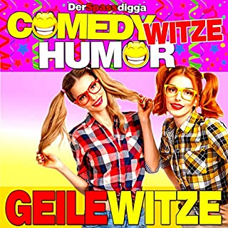 Comedy Witze Humor - Geile Witze Titelbild