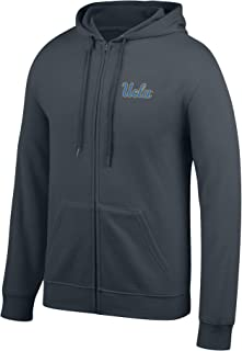 Top of the World NCAA Men's Lightweight Full Zip Hoodie