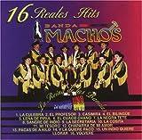 16 Reales hits von Banda Machos