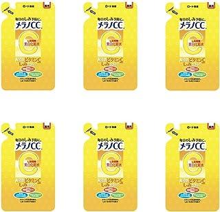 【セット品】メラノCC 薬用しみ対策 美白化粧水 (つめかえ用) 170mL (医薬部外品) 6個
