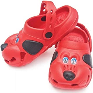 DINY Home & Style Children's All-Weather Novelty Animal Clogs Toddler Thru Little Kid Sizes