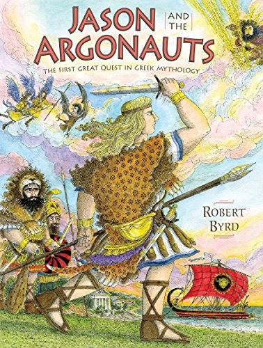 Jason and the Argonauts: The First Great Quest in Greek Mythology