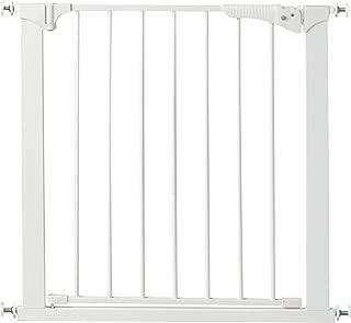 KidCo Pressure-Mounted 37 Inch Gate, White