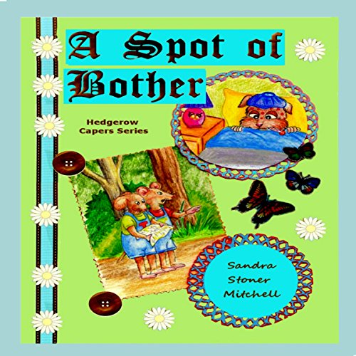 A Spot of Bother audiobook cover art