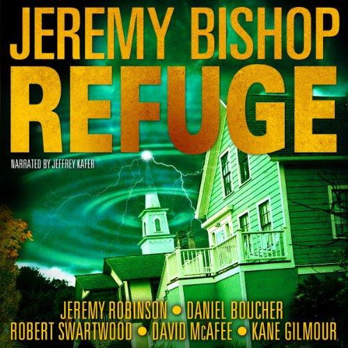 Refuge Omnibus Edition audiobook cover art