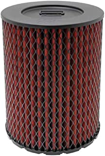 K&N Engine Air Filter: High Performance, Premium, Washable, Industrial Replacement Filter, Heavy Duty: 38-2018S