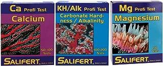 calcium test reef tank