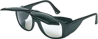 Uvex by Honeywell S213 Horizon Welding Flip Glasses, Shade 5.0 Lenses, Black Frame
