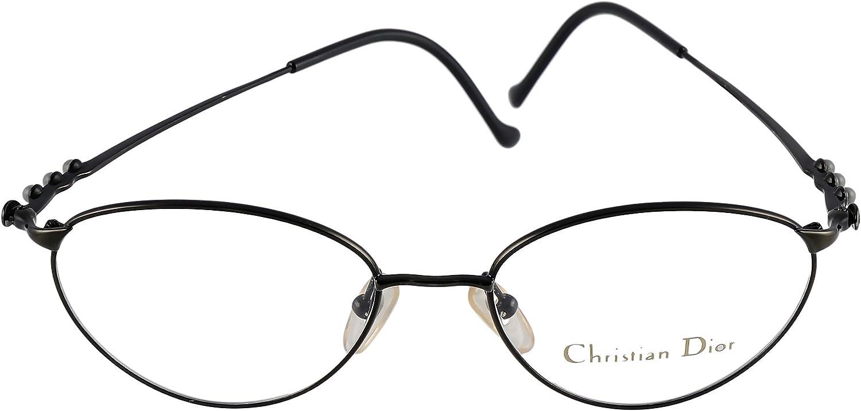 Christian Dior Eyeglasses CD 3531 90X Black