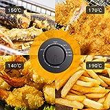 Zoom IMG-1 aigostar friggitrice 2200watts capacit 3