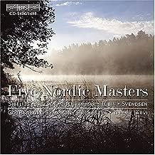 Five Nordic Masters