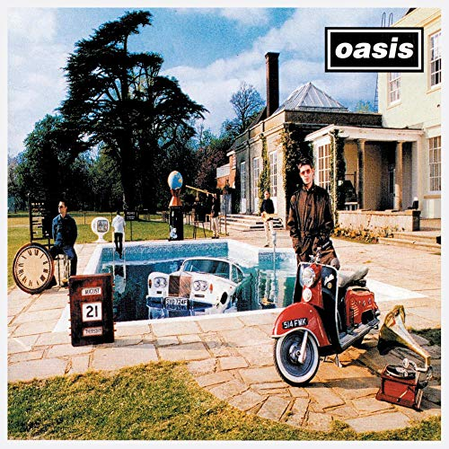 Be Here Now (Remastered) [Vinyl LP]