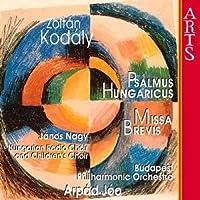 Kod?ly: Psalmus Hungaricus / Missa Brevis (1998-03-17)