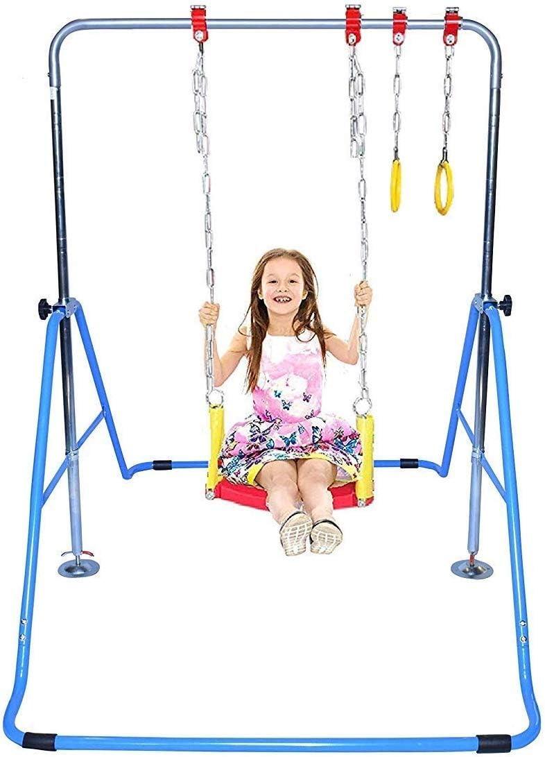 ProKidz Kids Jungle Gym 3 Max 49% OFF in 1 Monkey New product!! Swin Gymnastics Deluxe Bar