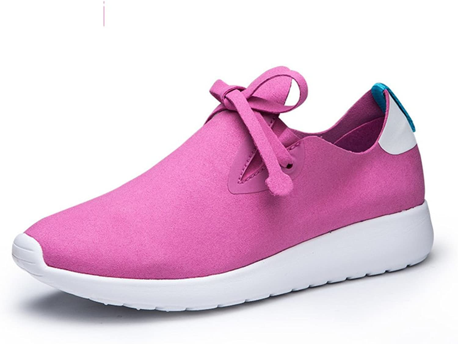 WLJSLLZYQ Fashion Strap Casual shoes Student shoes Women shoes Business Space shoes Super Lightweight Running shoes