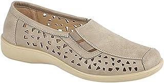 comprar comparacion Boulevard - Zapatos náuticos Casuales con elásticos Laterales para Mujer