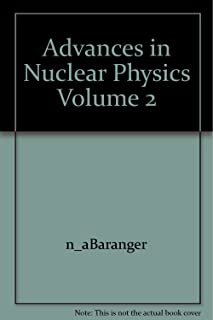 Advances in Nuclear Physics Volume 2