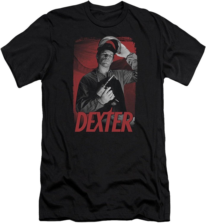 Dexter  Mens See Saw Premium Slim Fit TShirt