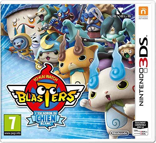 Yo-kai Watch Blasters : L'escadron Du Chien Blanc