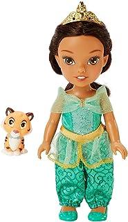 Jakks Disney Princess Petite Doll Jasmine, Multi-Colour,99063